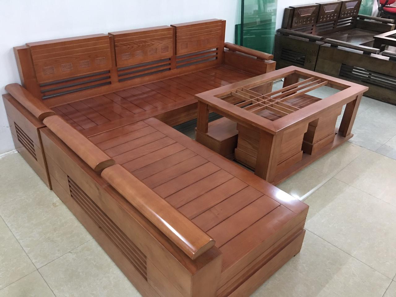 bộ bàn ghế phòng khách tại tỉnh ninh bình