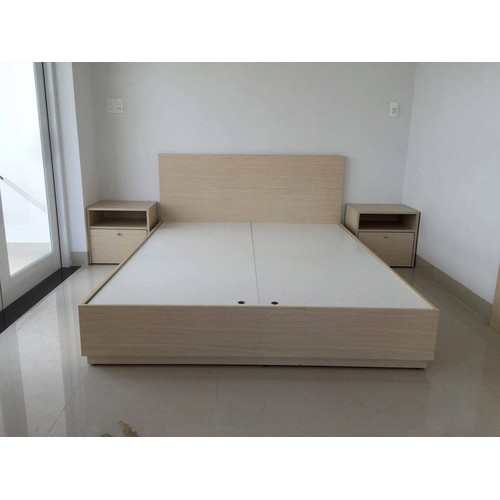 Giường gỗ công nghiệp CN 01