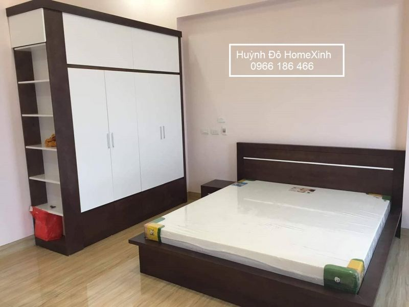 combo phòng ngủ 12