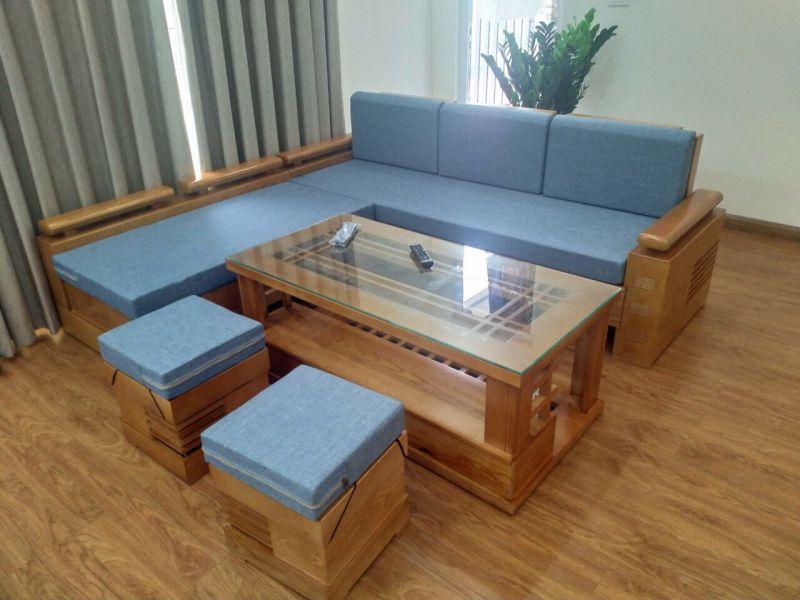 Bộ Sofa Gỗ SFG05