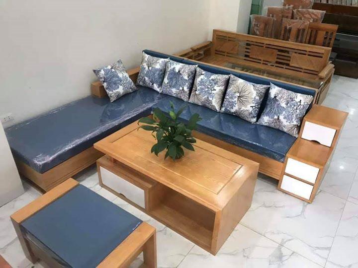 Bộ Sofa Gỗ SFG02