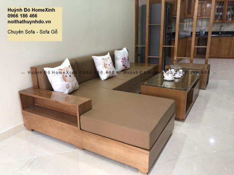 Bộ Sofa Gỗ SFG01
