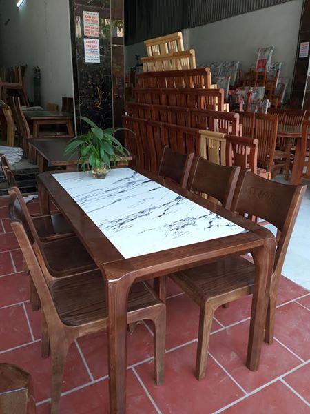Bộ bàn ăn BA 01