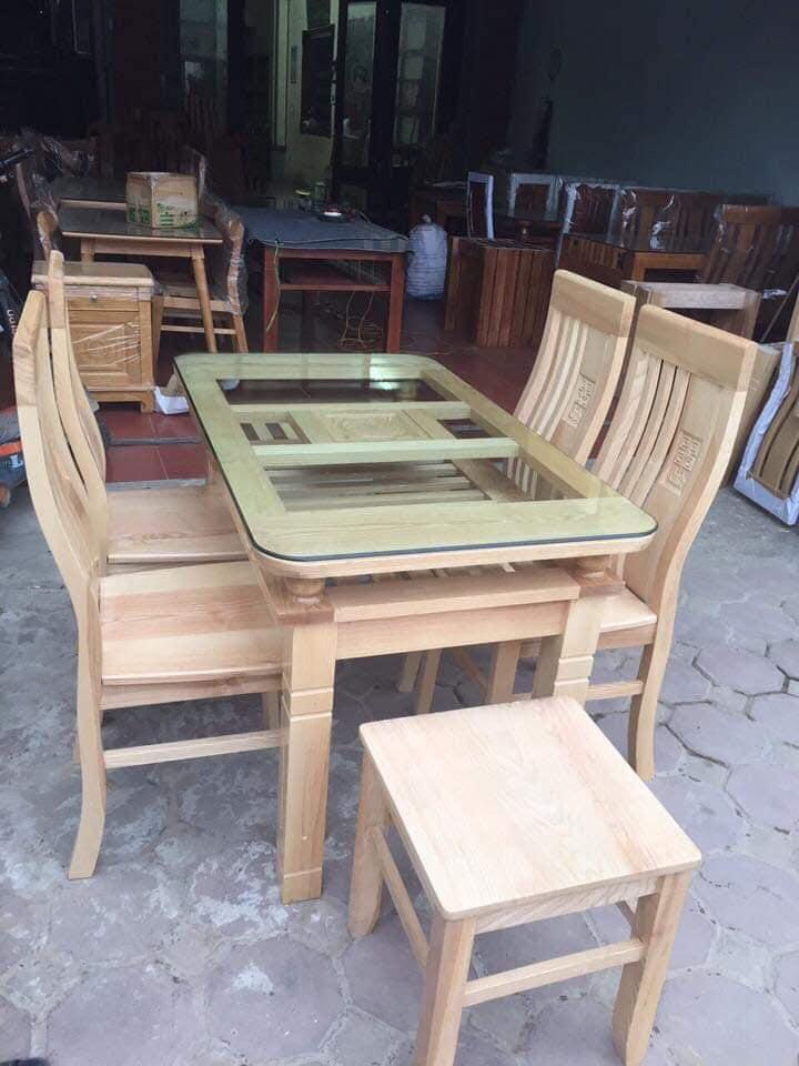 Bộ bàn ăn BA 06
