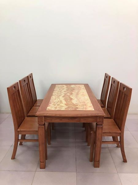 Bộ bàn ăn B.A 1.0