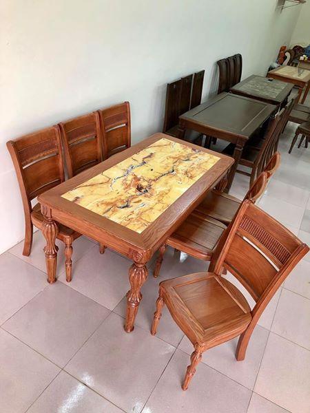 Bộ bàn ăn B.A 13