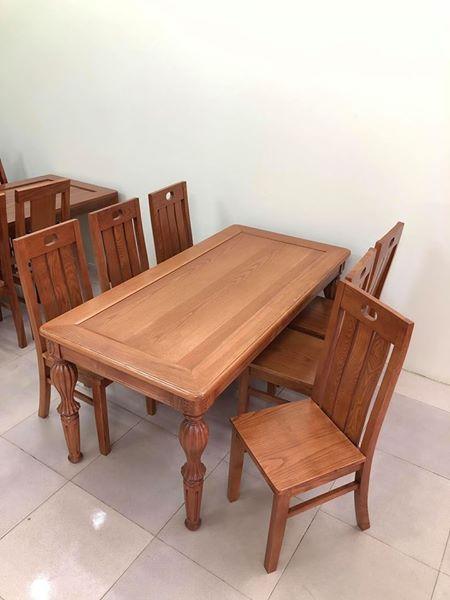 Bộ bàn ăn B.A 14