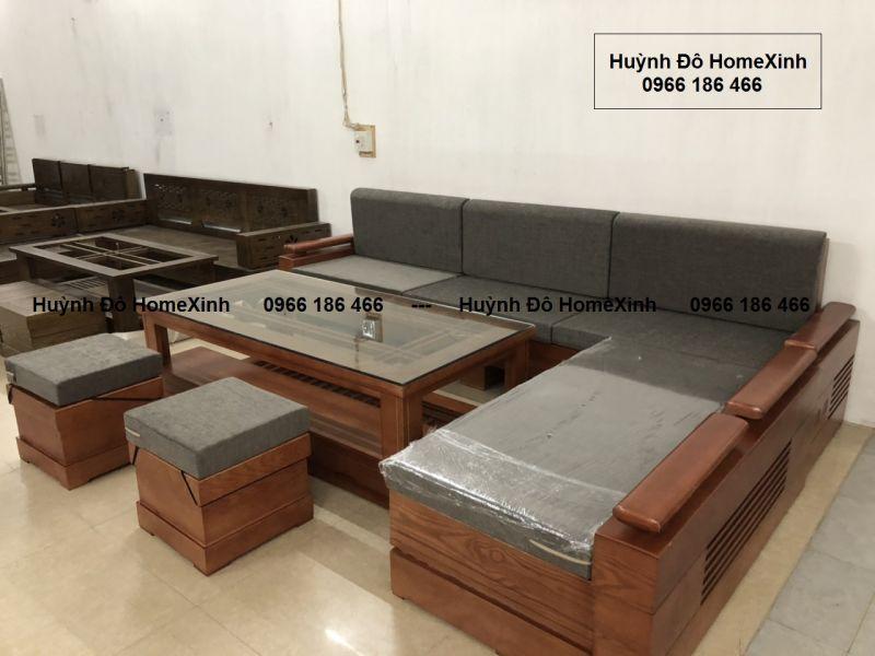 Bộ Sofa Gỗ SFG 06