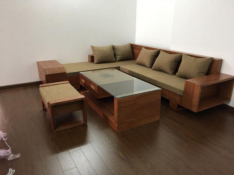 Bộ Sofa Gỗ SFG 14
