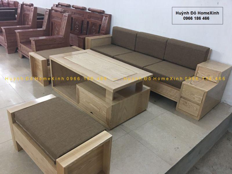 Bộ Sofa Gỗ SFG09