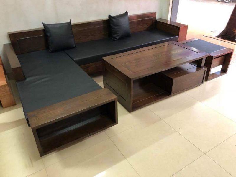 Bộ Sofa Gỗ SFG 07