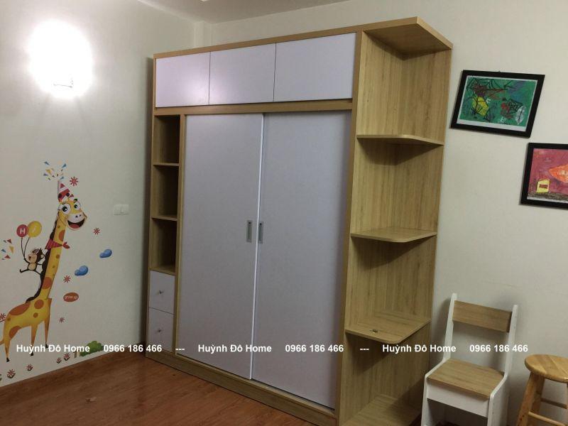 Combo Nội Thất Phòng Ngủ CPN134