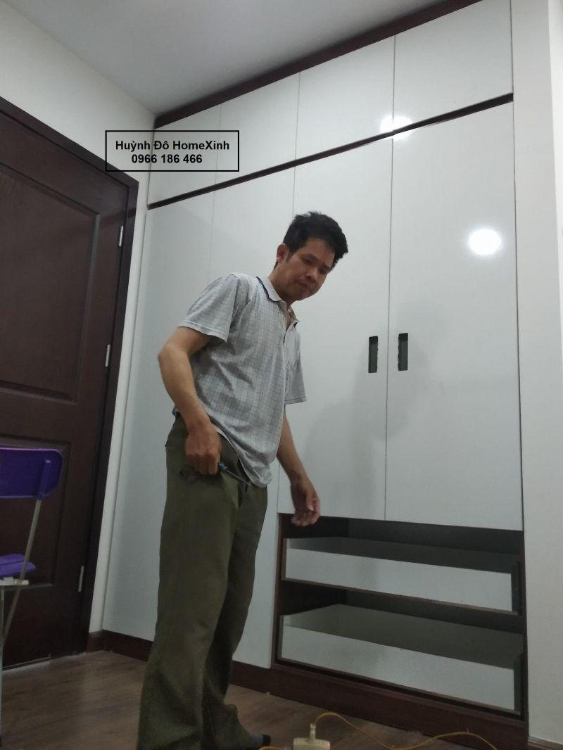 Combo Nội Thất Phòng Ngủ CPN137