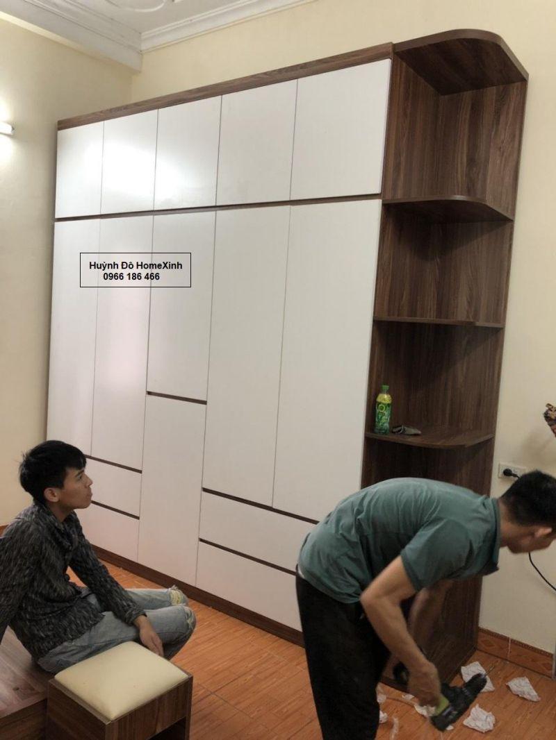 Combo Nội Thất Phòng Ngủ CPN138